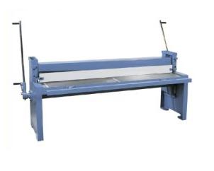 Ножницы гильотинные ручные Q01-1.5x1500 Рабочая длина-1500 мм; Толщина металла (400 Н/мм2),-1.5 мм