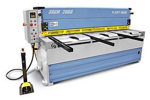 Электромеханическая гильотина SAY-MAK SRGM-1560х5