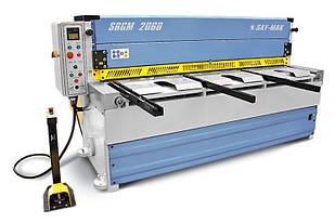 Электромеханическая гильотина SAY-MAK SRGM-2060х4