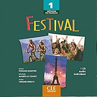 Festival 1 Audio CD