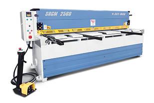 Электромеханическая гильотина SAY-MAK SRGM-2560х4