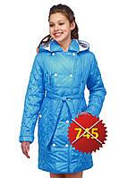 Детское демисезоное пальто Эмили от торговой марки Nui Very
