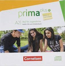 Prima plus A2 Leben in Deutschland Arbeitsbuch mit MP3-Download und Lösungen