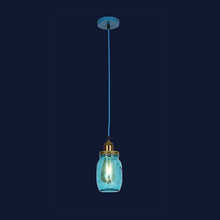 Светильник люстра Levistella 756PR9544-1 BLUE