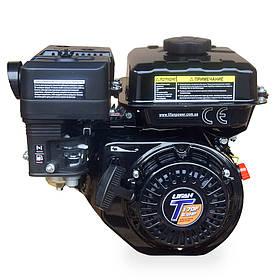 Двигатель газобензиновый Lifan LF170F-T BF (7,8 л.с., вал 19 мм, шпонка )