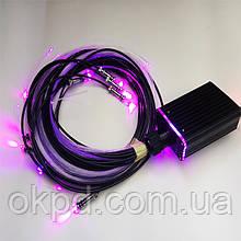 Освещение Звездное небо ( Crystal Star ) 16W LED RGBW ИНТЕРКОМ для хаммама
