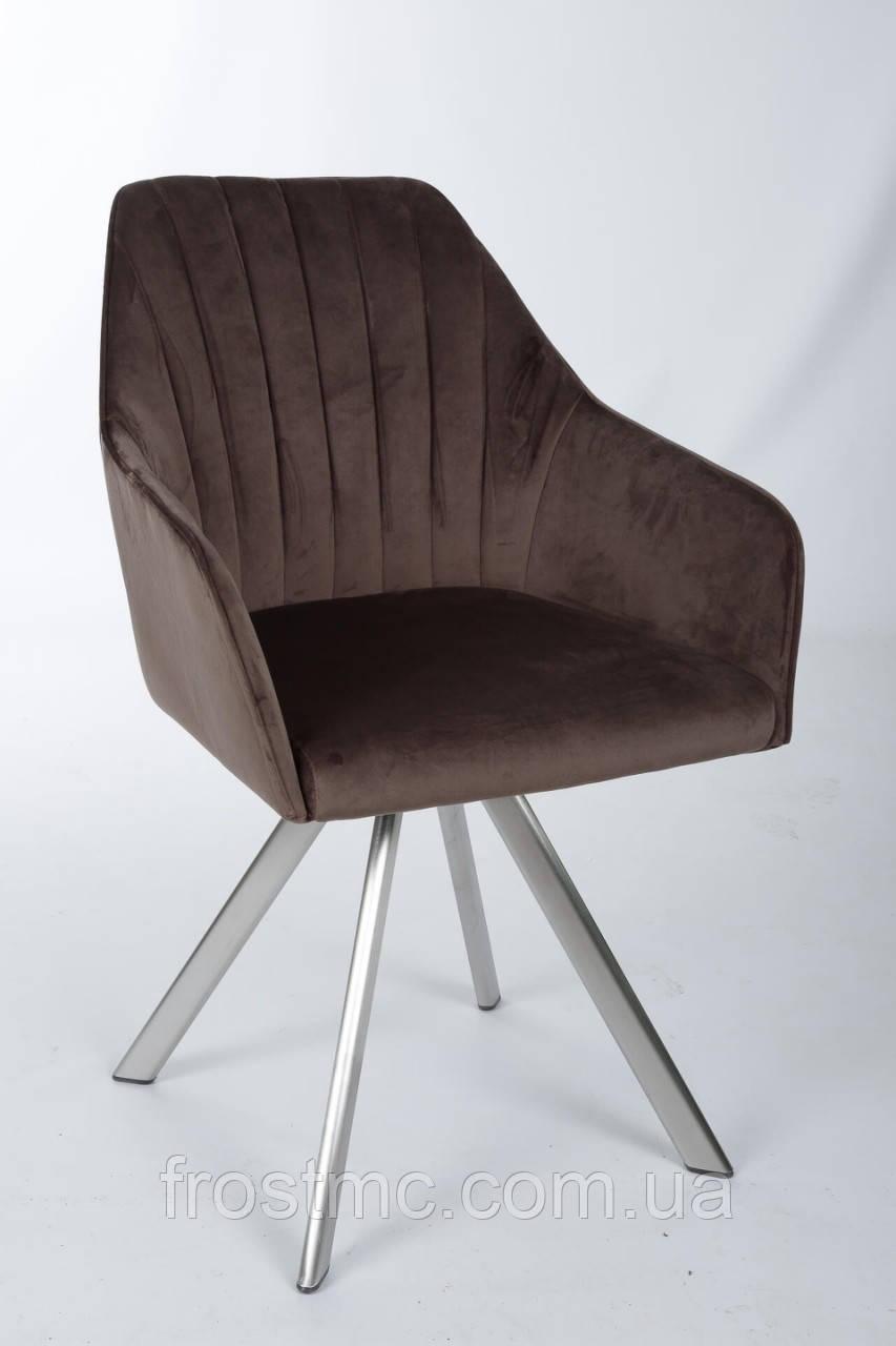 Крісло Nicolas Galera F395 поворотне (мокко)