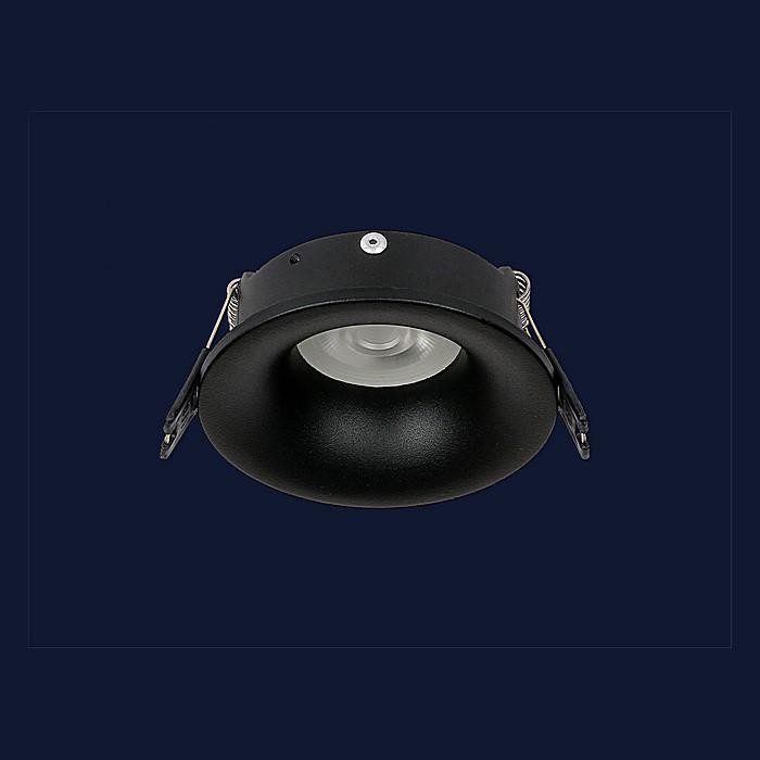 Точечные светильники врезные Levistella 9058804 BK