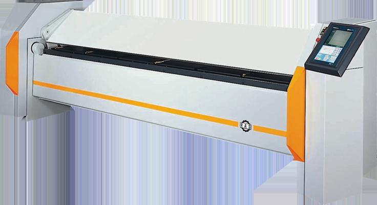 Электромеханический листогиб с ЧПУ RAS TURBObend 61.31