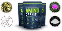 Жиросжигающее засіб AminoCarnit Аминокарнит. Гарантований ефект!, фото 1