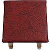 """Комплект из 4-х кухонных табуретов с мягким сиденьем """"Бордовый"""", фото 5"""