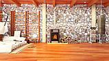Опалювальна піч-камін тривалого горіння AQUAFLAM VARIO LEND (сірий), фото 8