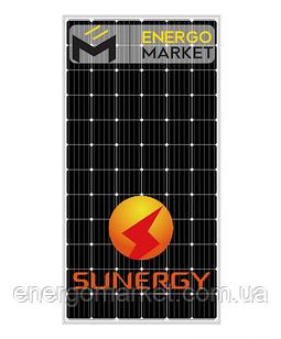 Солнечная панель Sunergy SUN72M-F-35F (390 Вт, 5BB, монокристалл)