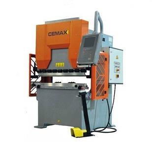 Гибочный пресс Cemax HCNC 125-15-4 (ЧПУ, 3 оси)