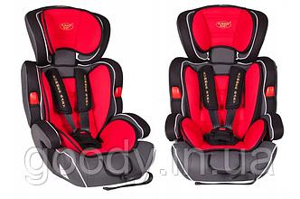 Автомобільне дитяче крісло Summer Baby Cosmo9-36 кг (червоний)