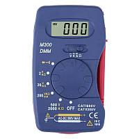 Цифровой мультиметр Digital M300 карманный