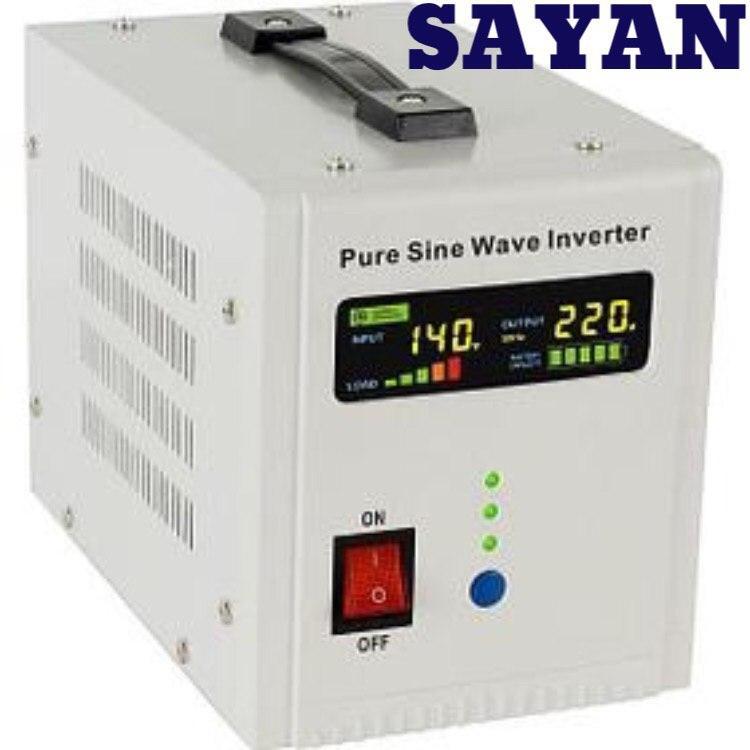 ИБП+стабилизатор 500ВА 300Вт 12В, AXEN.IA-500VA AXIOMA energy