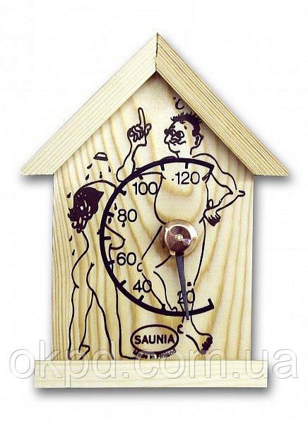 Термометр Віллі і Кайса сосна для лазні та сауни