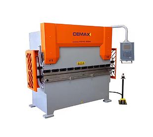 Гибочный пресс Cemax HCNC 200-30-8 (ЧПУ, 3 оси)