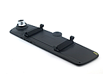 Видеорегистратор-зеркало UKC C33 Vehicle Blackbox DVR на три камеры  5'' + touch FullHD, фото 5