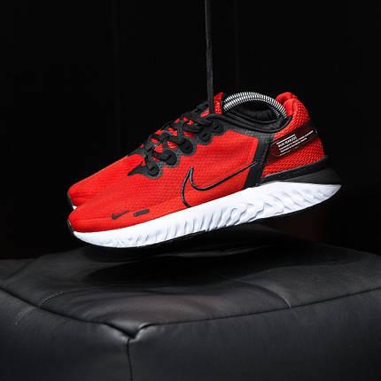 "Кроссовки Nike Legend React 3 Run Fearless ""Красные"", фото 2"