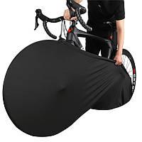 Чехол для колес велосипеда пылезащитный для хранения в помещении. Размер M 24-26-700C.