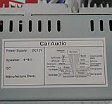 Автомагнитола MP3 3882 ISO 1DIN сенсорный дисплей, Автомобильная магнитола, фото 7