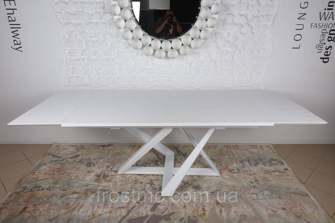 Стіл Nicolas Fleetwood NEW 4697L білий шпон