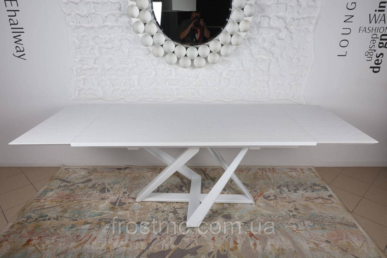 Стол Nicolas Fleetwood  NEW 4697L белый шпон