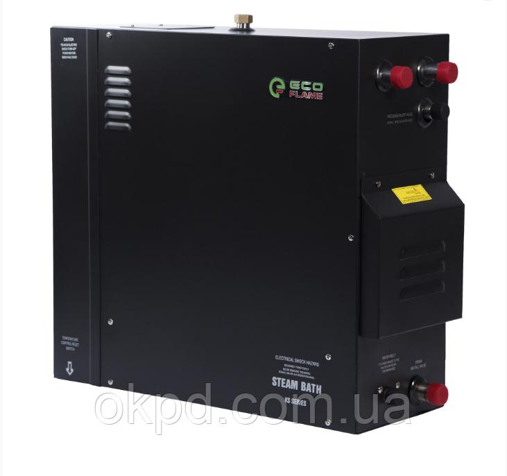 Парогенератор для хамама - турецької лазні EcoFlame KSA150 15 кВт