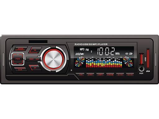 Автомагнитола 5206 ISO - MP3 Player, FM, USB, microSD, AUX