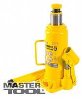 MasterTool Домкрат гидравлический бутылочный 20 т, 244-449 мм, Арт.: 86-0200