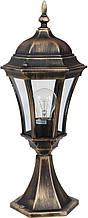 Уличный столбик садовый фонарь LusterLicht 1314 Dallas I