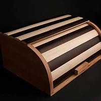 Хлебница деревянная 11