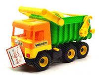Грузовик Middle Truck с набором для песка  scs