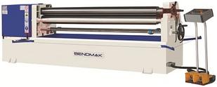 Мощные трёхвалковые вальцы с электроприводом Bendmak CYL-ST 170-15/8.0 Рабочая длина 1.6 м Толщи 6мм