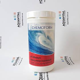 Химия для бассейна Chemoform | средство для снижения уровня pH в гранулах (1,5 кг)