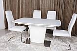 Стол Nicolas Chicago HT2196 140 белый, фото 6