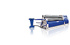 Мощные трёхвалковые гидравлические Bendmak CY3R-HHS 390-25/25 Рабочая длина 2.6 м Толщина 25 мм, фото 2