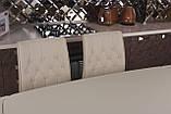 Стіл Nicolas Leicester TL-1128D 140 капучіно, фото 10