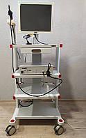 Відеогістероскоп з інструментальним каналом та помпою