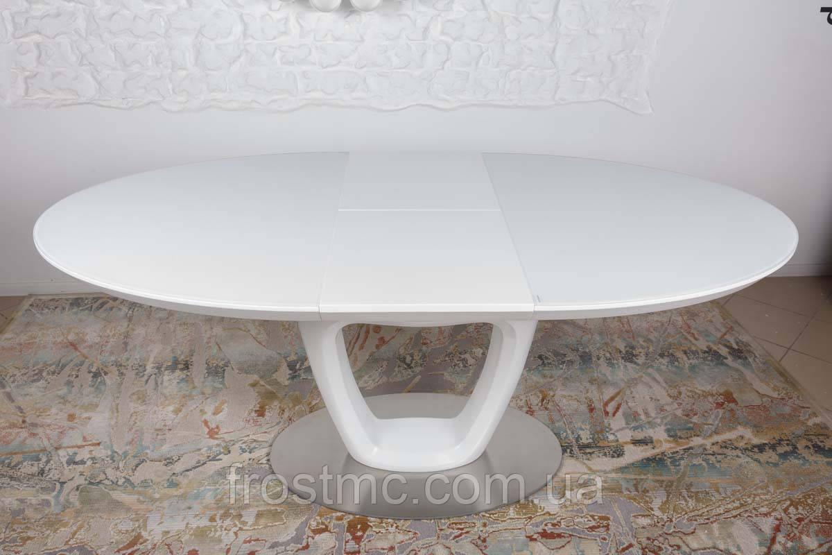 Стіл Nicolas VANCOUVER HT2436 140 білий