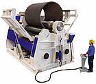Четырёхвалковые гидравлические вальцы Bendmak CY4R-HHS 160-20/6.0 Рабочая длина 2.1 м Толщина 6 мм, фото 10