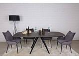 Стол Nicolas Coventry керамика черный, фото 9