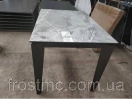 Стол Nicolas Alta DF511T 120 керамика серый глянец