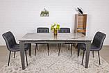 Стол Nicolas Alta DF511T 120 керамика серый глянец, фото 9