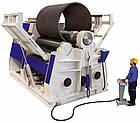 Четырёхвалковые гидравлические вальцы Bendmak CY4R-HHS 390-20/40.0 Рабочая длина 2.1 м Толщина 40 мм, фото 10