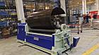 Четырёхвалковые гидравлические вальцы Bendmak CY4R-HHS 300-25/136.0 Рабочая длина 2.6 м Толщина 16 мм, фото 9
