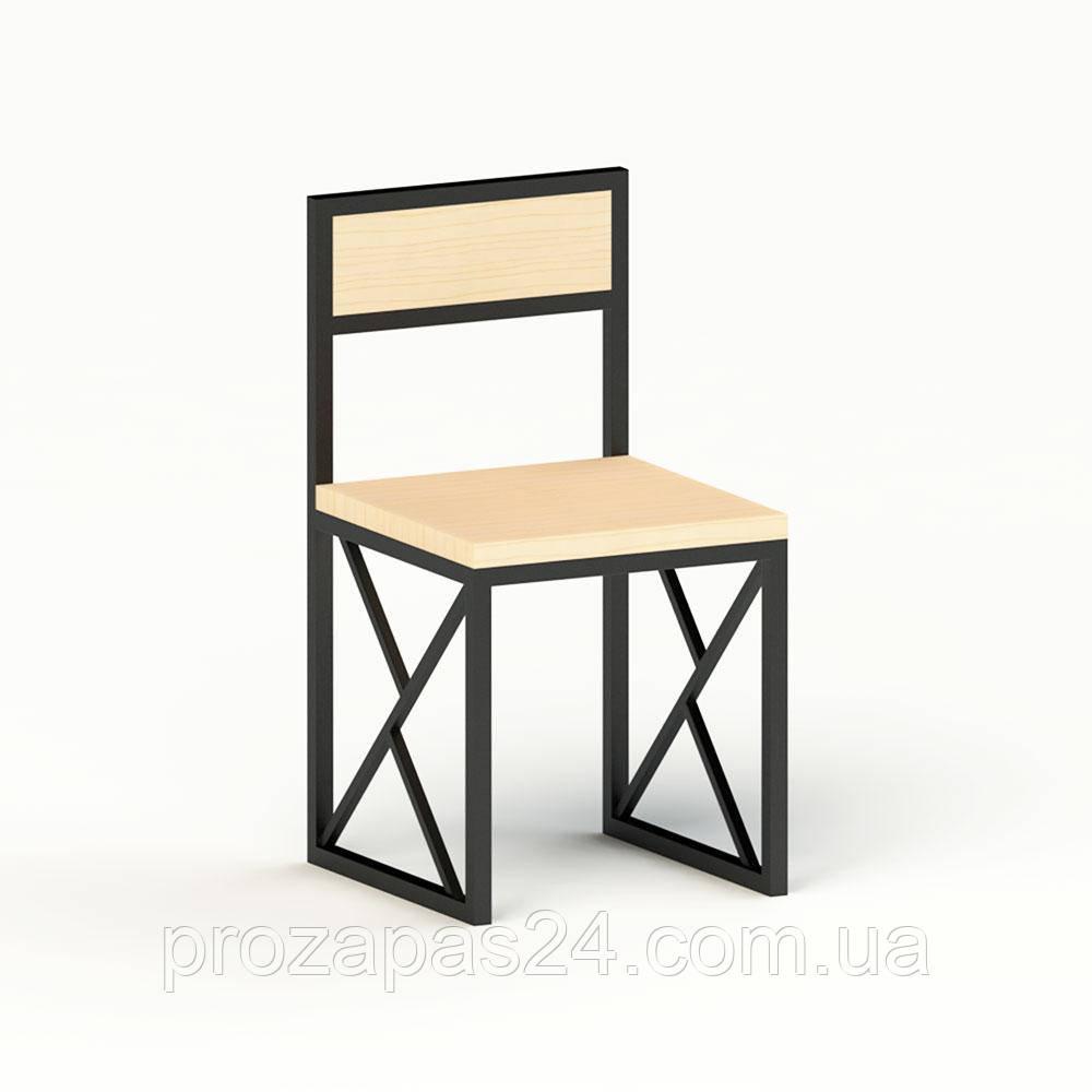 """Стул офисный каркасный """"К-2"""" офисная мебель в стиле ЛОФТ"""