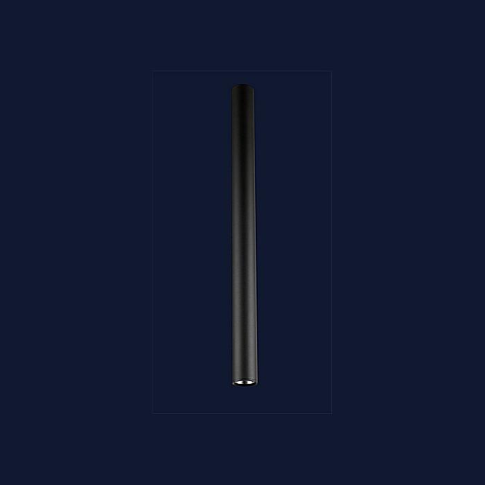 Точечные светильники накладные Levistella 903COB-M800B